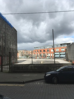Potential for a civic building